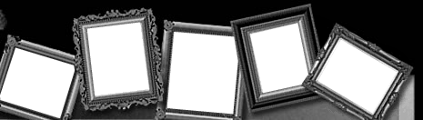 It's A Mystery To Me - Photo Frames
